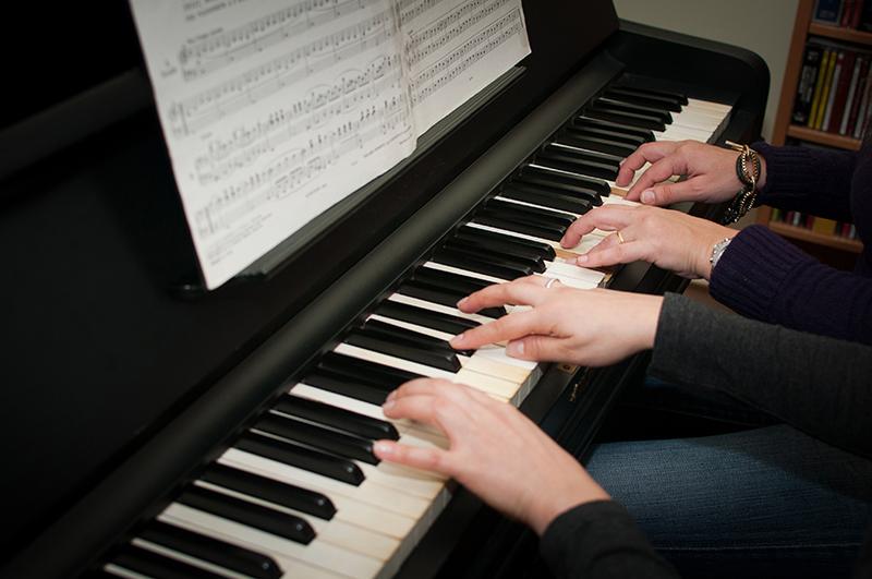 Aulas iniciação ao piano, Paula Rosado