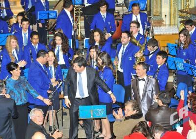 Concerto de Natal, Ericeira, Dezembro 2013
