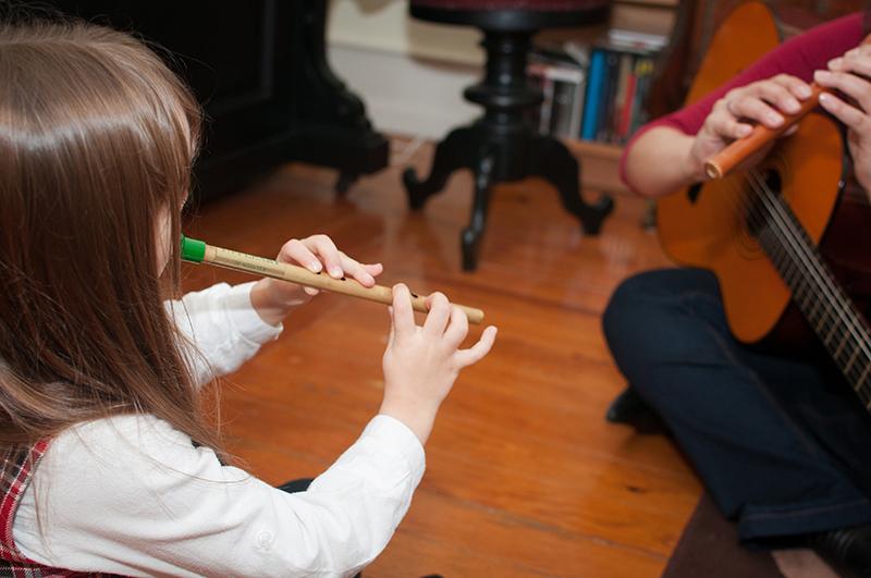 Aulas iniciação musical, Paula Rosado
