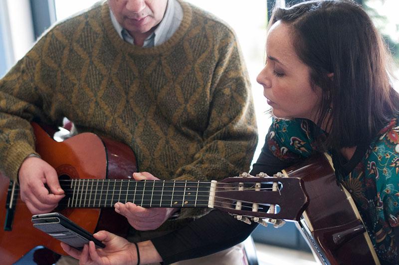 Envelhecimento activo, Paula Rosado, musicoterapeuta